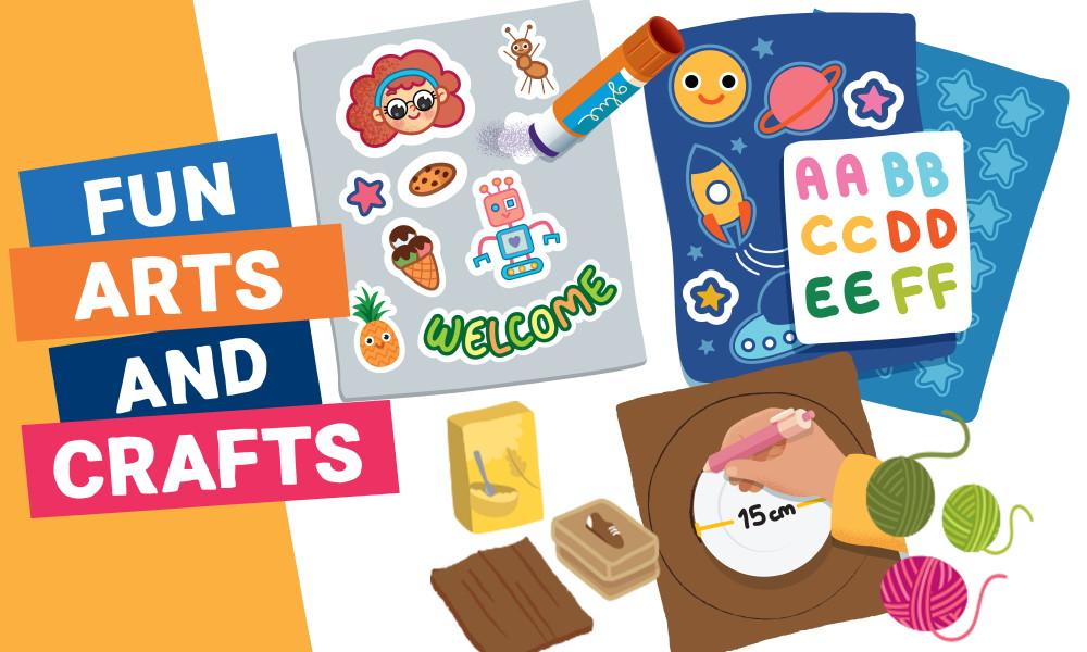 Atlasia - Fun Arts and crafts